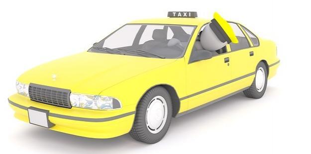 taxi chauffeur