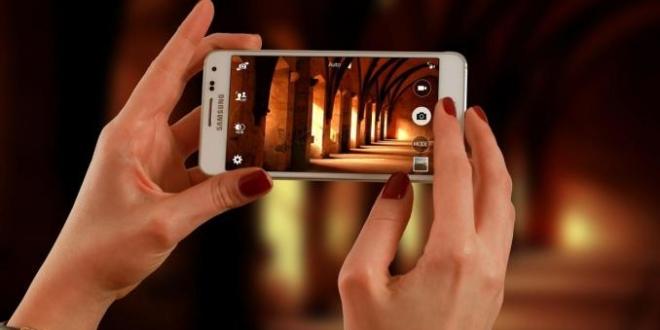 Smartphone Photo Téléphone Mobile