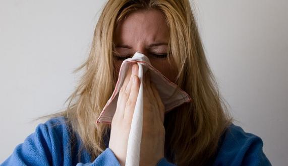 toux rhume femme patient